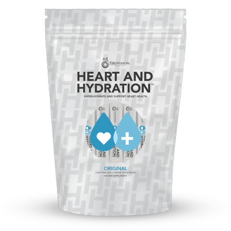 Truvision Heart & Hydration, Original Flavor