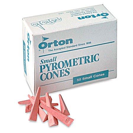 - Pyrometric Cones For Monitoring Ceramic Kiln Firings-Cone 03 (2 Pkgs/50)