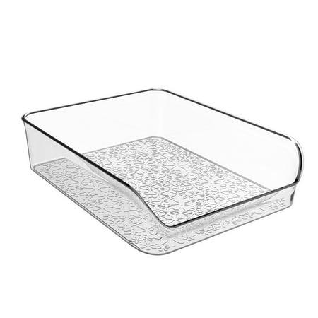 Vanity Organizer Tray By Better Living Bathroom Storage Towel Basket For Perfume
