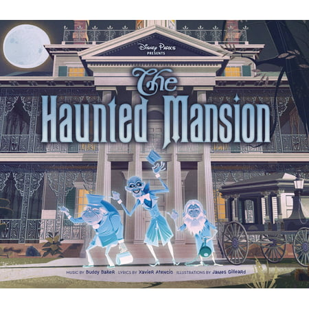 Disney Parks Presents the Haunted Mansion (Haunted Poems Halloween)