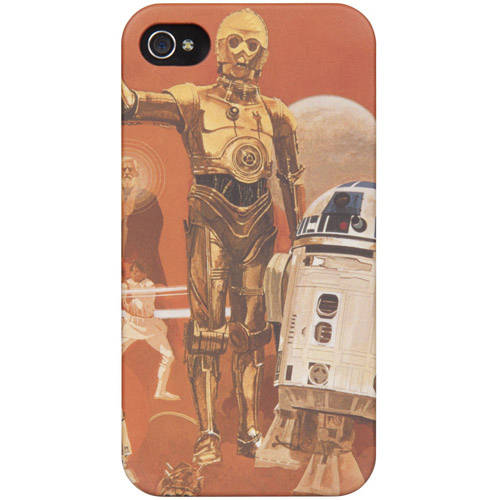 PowerA Star Wars iPhone 4/4S Case, Droids of Tatooine