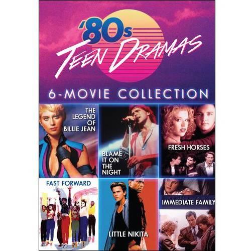 '80s Teen Dramas 6 Movie Set by Mill Creek Entertainment