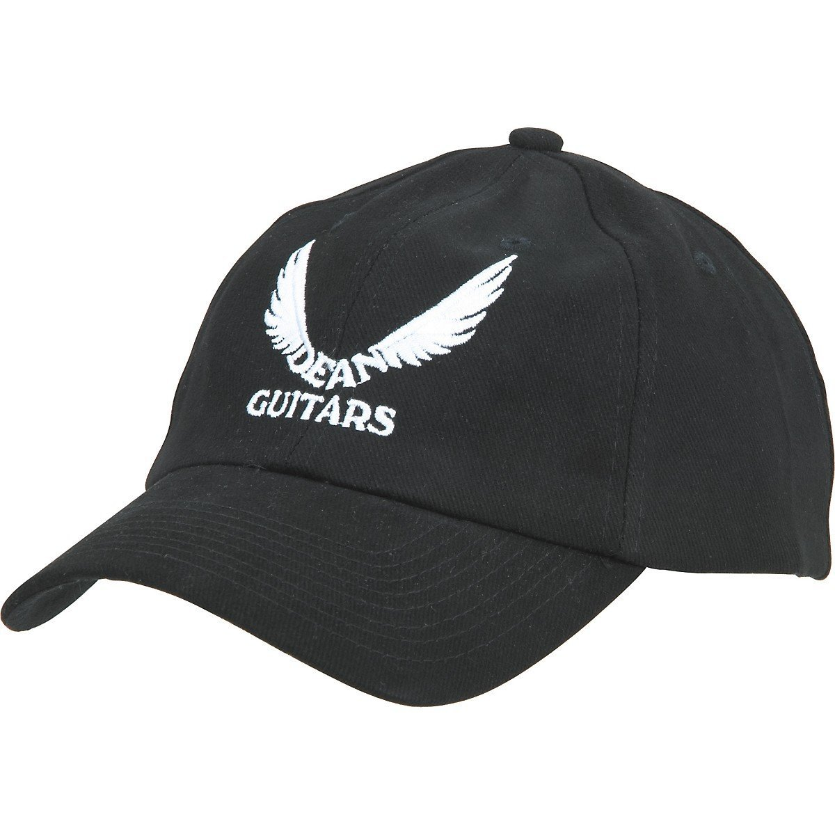 dean guitars hat dean guitars quotwingquot logo black hat