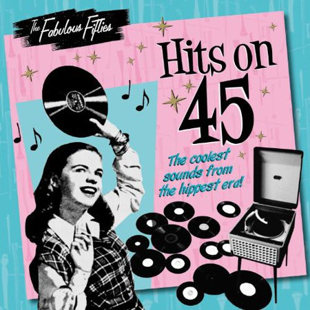 Fabulous Fifties: Hits on 45 / Various (CD)](Fifties Rock)