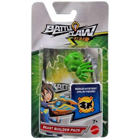 Battle Claw Green Spider Beast Builder Pack