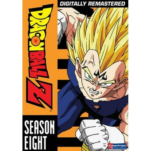 Dragon Ball Z Season 8 Dvd Walmart Com Walmart Com