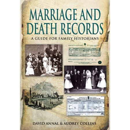 Birth, Marriage and Death Records - eBook