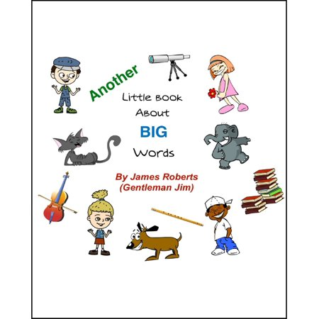Another Little Book About Big Words - eBook ()