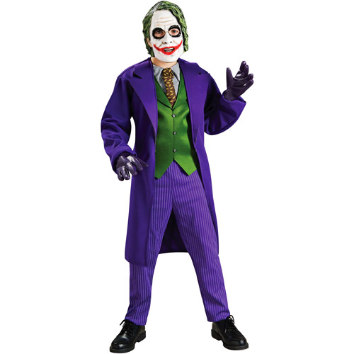 Batman Joker Deluxe Child Halloween Costume