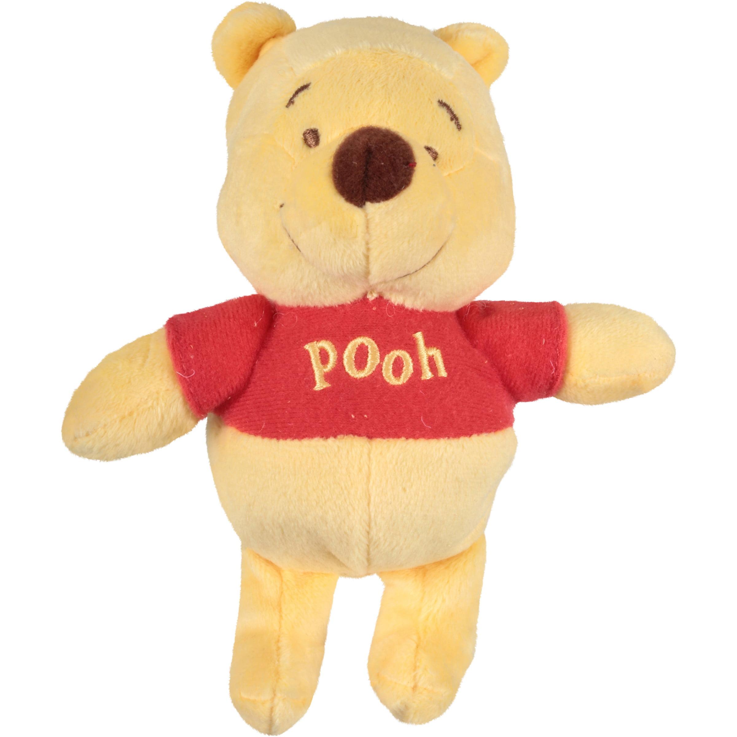 Disney Baby Winnie The Pooh Mini Jingler Plush