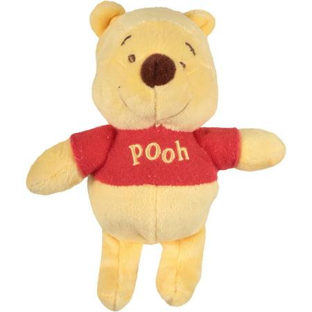 Disney Baby Winnie The Pooh Mini Jingler Plush (Winnie The Pooh Halloween Heffalump)