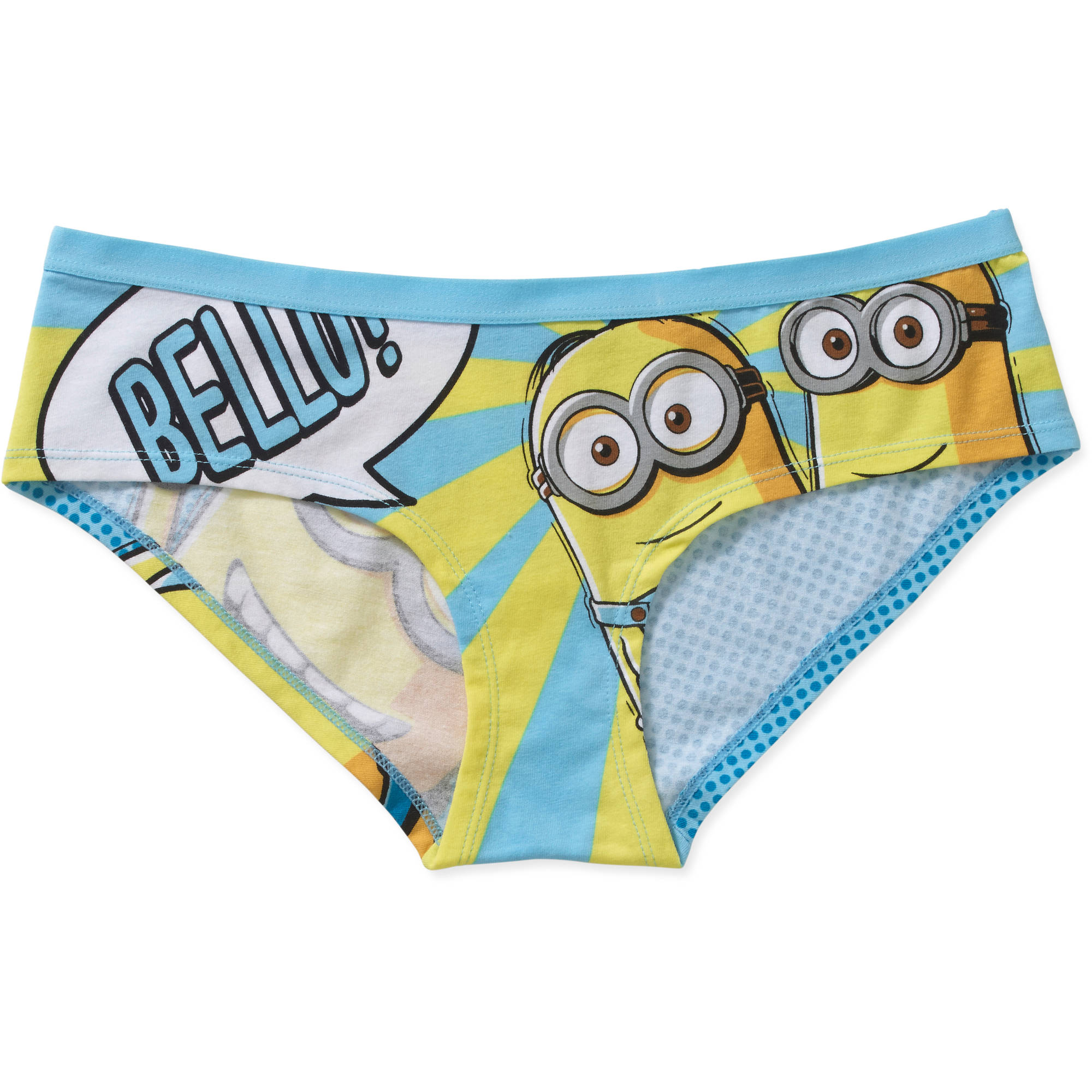 Minion Juniors License Bikini Panty