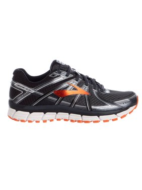 a689ddfbdfc Product Image Brooks Men s Adrenalin Gts 17 Black   Anthracite Red Orange  Ankle-High Mesh Running Shoe