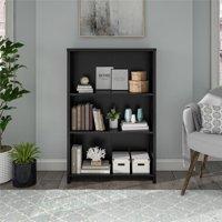 Mainstays Heritage 3 Shelf Bookcase, Multiple Finishes