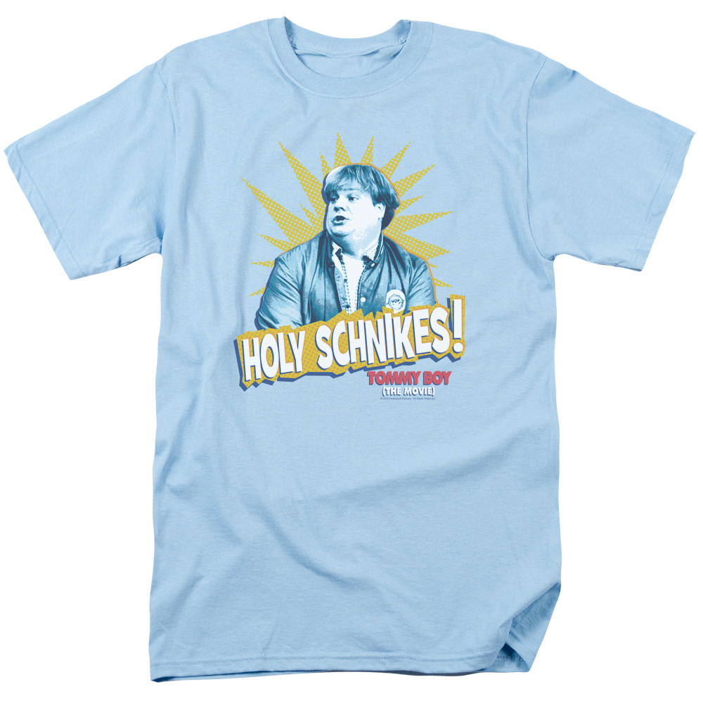 Tommy Boy Holy Schikes Mens Short Sleeve Shirt