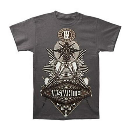 Mswhite Men 39 S Mason T Shirt Grey