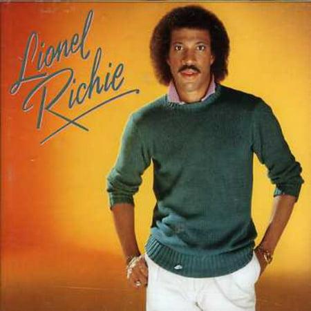 Lionel Richie (CD) (Margot Richie)
