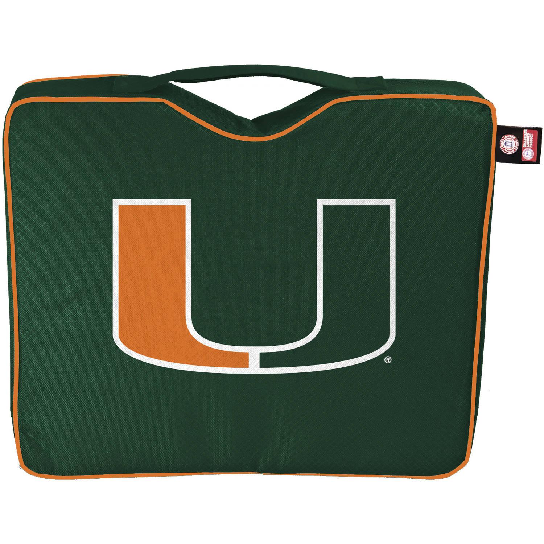 Rawlings NCAA Bleacher Cushion University Of Miami Hurricanes
