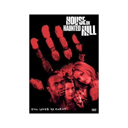 House On Haunted Hill (DVD) - Halloween On Netflix 2017