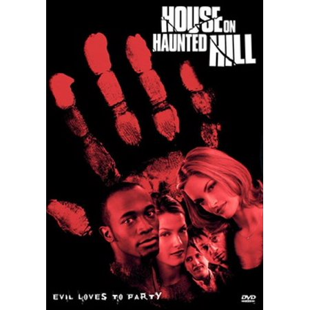 House On Haunted Hill (DVD) - History Channel Haunted History Halloween Dvd