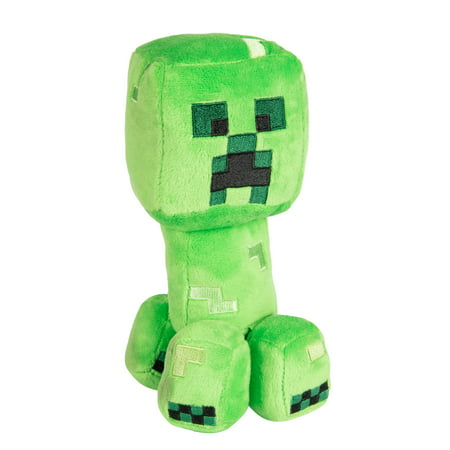 Minecraft Happy Explorer Creeper Plush](Minecraft Creeper Head)