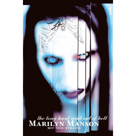The Long Hard Road Out Of Hell - eBook - Marilyn Manson Halloween Mix