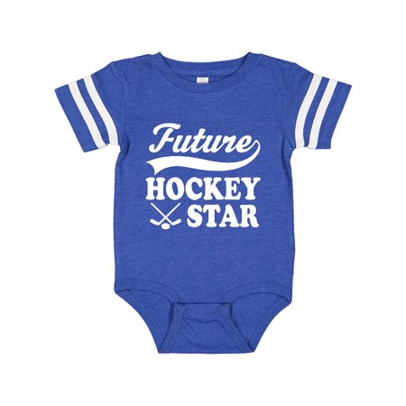 Future Hockey Star childs sports Infant Creeper