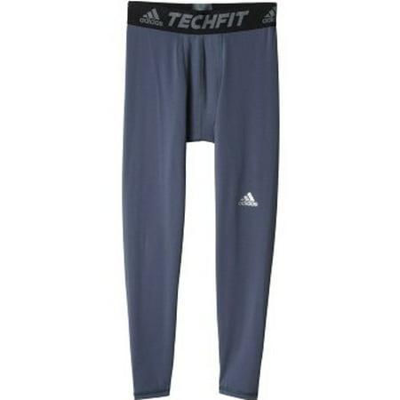 Adidas Men's Techfit Base Long Tights, Color (Men Color Tights)