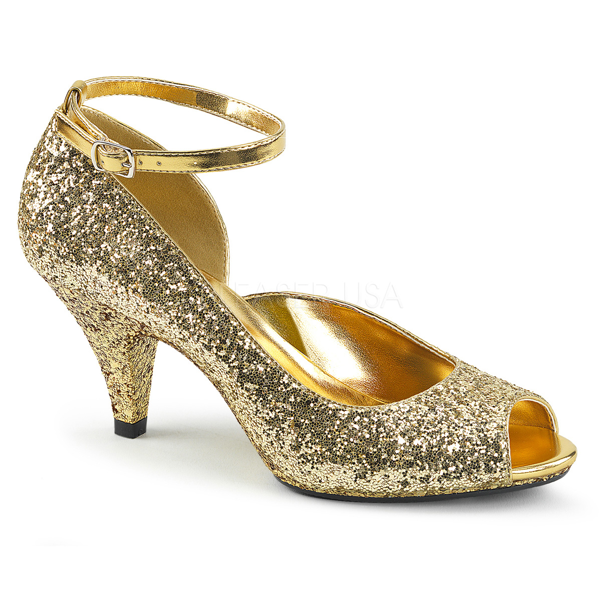 Fabulicious BELLE-381G Economical, stylish, and eye-catching shoes