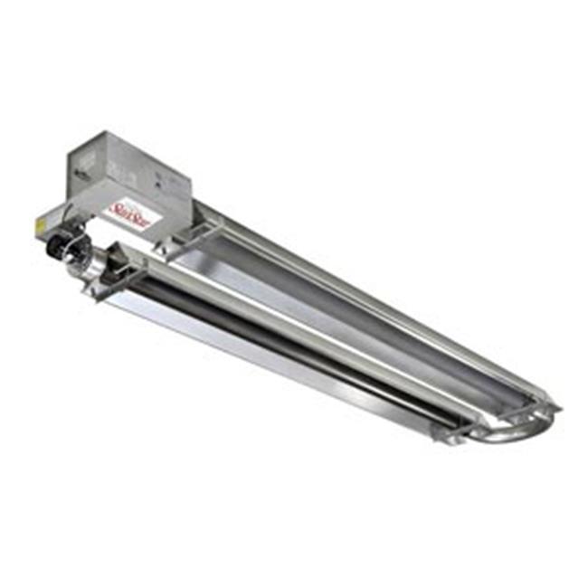 SunStar Heating Products 103209L SunStar ToughGuy U-Tube SIU Series Propane Heater - 175