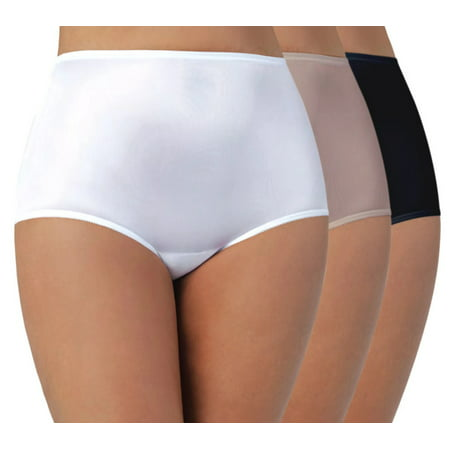 36624bd15e39 Vanity Fair - Vanity Fair Perfectly Yours Women`s Ravissant Tailored Nylon  Brief, 12 - Walmart.com