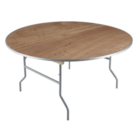 Iceberg Plywood Banquet Folding Table, 60