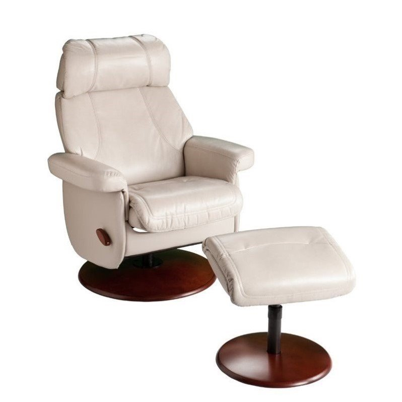Southern Enterprises Swivel Glider Recliner with Ottoman in Taupe  sc 1 st  Walmart & Glider Rocker Recliners with Ottomans islam-shia.org