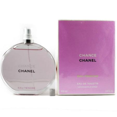 Chanel Chanel Chance Eau Fraiche For Women (Chanel Carrera)