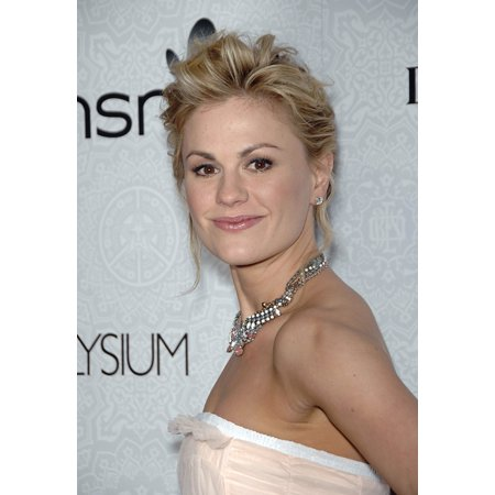 Anna Paquin At Arrivals For The Art Of ElysiumS Annual Heaven Gala 9900 Wilshire Blvd Beverly Hills Ca January 16 2010 Photo By Michael GermanaEverett Collection