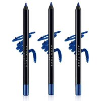 Avon True Color SuperShock Gel Eye Liner Pencil Aqua Pop Lot of 4