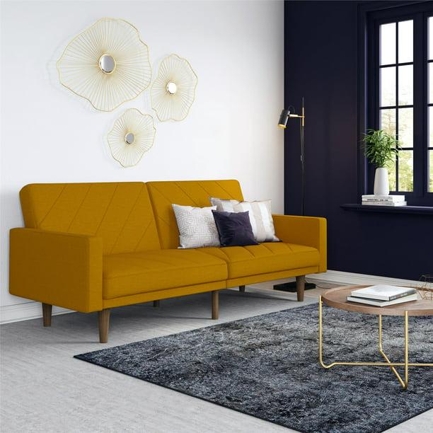 Dhp Modern Retro Paxson Sofa Bed
