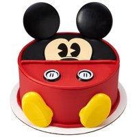 Mickey Mouse Creations Cake Topper Decoration