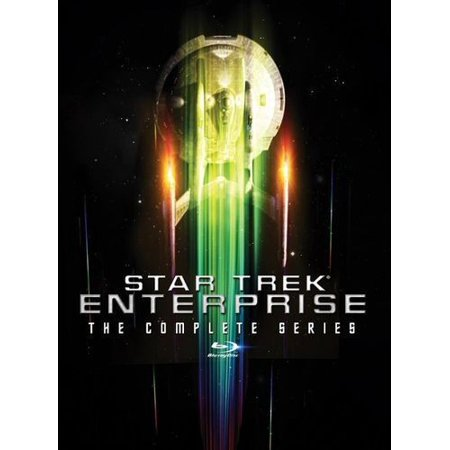 Star Tsp600 Series (Star Trek Enterprise: The Complete Series (Blu-ray))