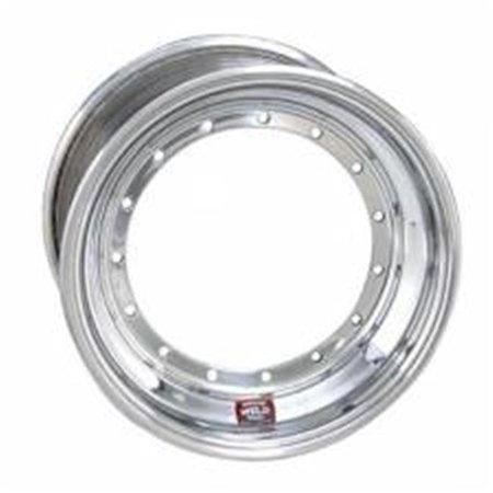 Weld Racing WEL860-50813 15 x 8 in. 5 x 9.75 in. Bolt Circle 3 in. Back Spacing Direct Mount Rim Shell Wheel - image 1 de 1