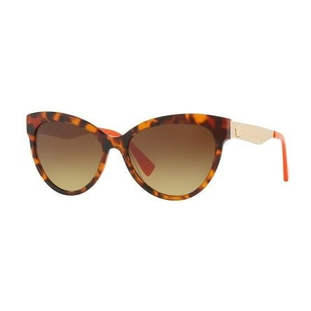 8e2865695b9 Versace - Versace VE 4338 524413 57mm Women s Cat Eye Sunglasses ...