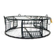 "Beau Mac Rubber Wrapped Crabtrap 33"" x 10"""
