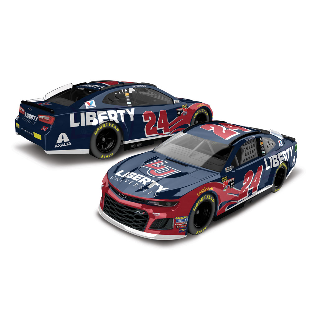William Byron Action Racing 2018 #24 Liberty University 1:64 Monster Energy Nascar Cup... by Lionel LLC