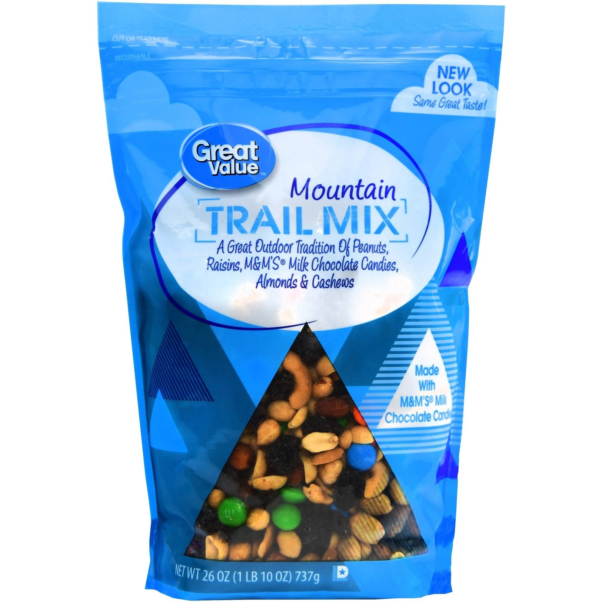 Great Value Mountain Trail Mix, 26 oz