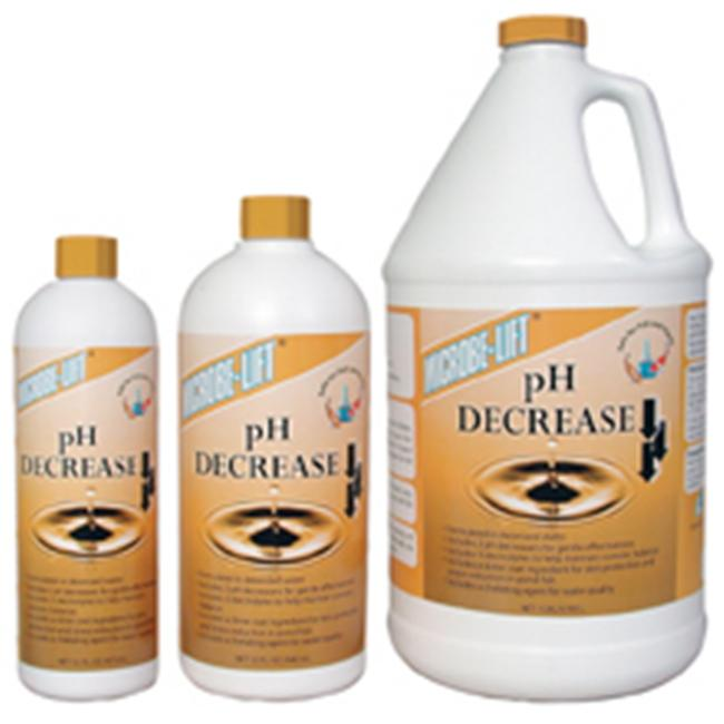 Ecological Laboratories PHDE32 MICROBE-LIFT pH Decrease 32 oz.