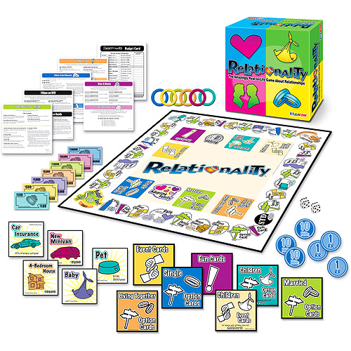 Relationality Board Game