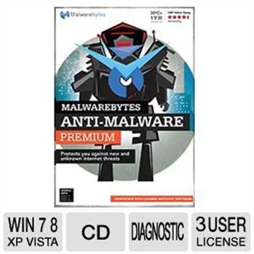 Navarre MalwareBytes Anti-Malware Premium - 8121578