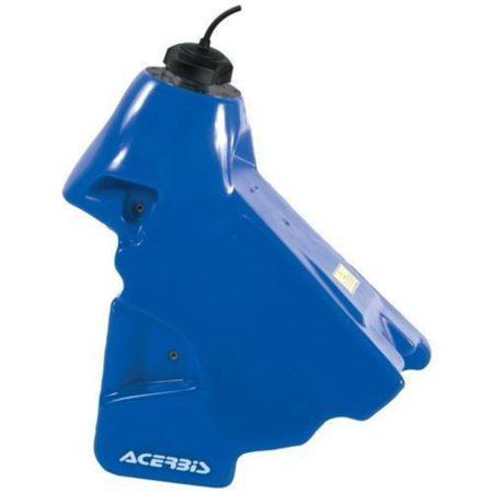 - Acerbis 2375050003 Fuel Tank - Blue - 2.2 Gal.