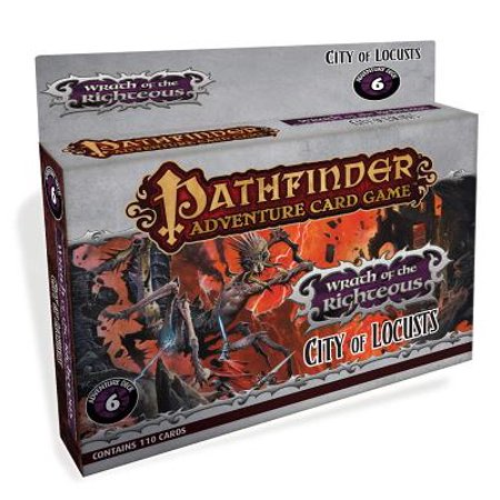 Pathfinder Adventure Card Game: Wrath of the Righteous Adventure Deck 6 - City of