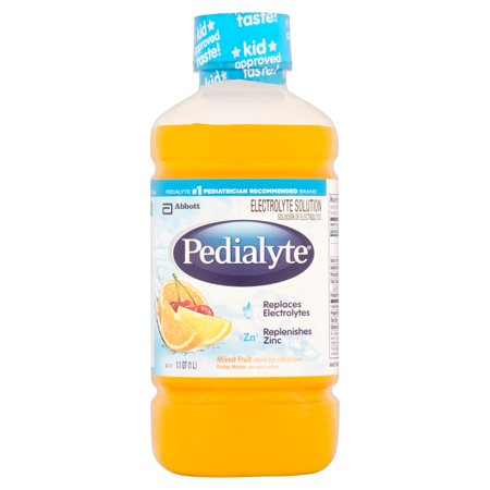 Pedialyte Mixed Fruit Electrolyte Solution 1.1qt